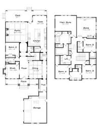 Craftsman House Floor Plans Master Suite Floor Plans Two Master Bedrooms Hwbdo59035