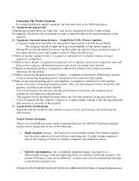 Technology Skills On Resume Specialist Officer Marketing Notes On Marketing Segmentation Targeti U2026