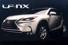 lexus lf nx price lexus shows final look of evoque sized lf nx autocar