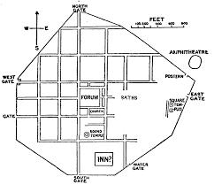 Fishbourne Roman Palace Floor Plan by Calleva Atrebatum Wikipedia