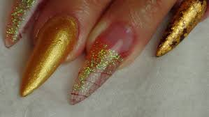 acrylic stiletto nail designs gallery nail art designs