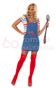 chucky costumes seed of chucky doll costume fancy dress