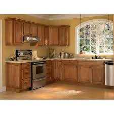 medium oak kitchen cabinets home depot hton bay hton assembled 9x30x12 in wall kitchen