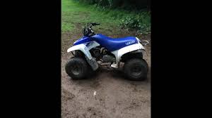 yamaha badger 80cc review youtube