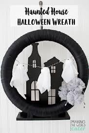 Target Halloween Wreath by House Halloween Wreath