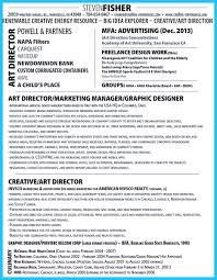 Interactive Resumes If You Want To Work As An Art Director You Should Make An Art