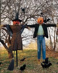 frightfully fun scarecrow martha stewart