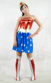Costumes For Women Wonder Woman Halloween Costumes For Women 16091405 Cosercosplay Com