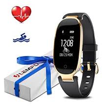 bracelet tracker images Lemfo ladies fitness tracker heart rate monitor women jpg