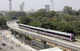 Bangalore Metro Map Phase 3 by Bangalore Metro Rail Submitted Detailed Project Report For Airport