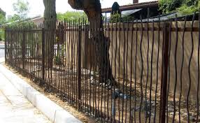 ornamental fence fence finial post tops types installation