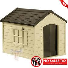 Are Igloo Dog Houses Warm Merry Pet Wood Room With A View Indoor Outdoor Dog House Ebay