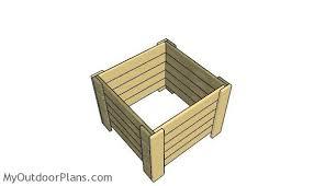 wooden wishing well plans myoutdoorplans free woodworking
