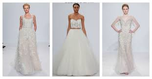 of the gowns the wedding trend say yes to the dress randy fenoli never