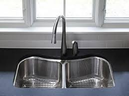 kohler staccato drop in sink kohler k 3899 na staccato undercounter double equal stainless steel