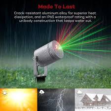 Outdoor Laser Lights Taotronics Tt Sl209 Laser Lights Outdoor