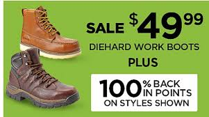 black friday boot deals sears black friday deals live now for members until 10pm ct