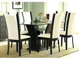 shaker espresso 6 piece dining table set with bench round espresso dining table dining table with leaf fresh round oval