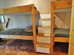 building a bunk bed diy double bunk bed design hometalk