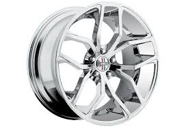 Black Chrome Wheels Mustang Foose Chrome Outcast 20x8 5 Mustang Wheel 05 15 Fos F148 2085