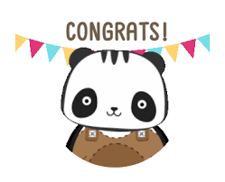 animation cuisine line คร เอเทอร สต กเกอร awake panda animation ต วอย างภาพเคล อนไหว