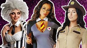 are these gender bending halloween costumes for girls trendy