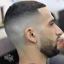 taper haircut with lineup 20 very short haircuts for men latest