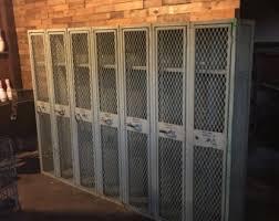 Bedroom Lockers For Sale by Vintage Furniture Etsy