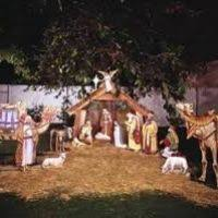 outdoor nativity decorations decor and light