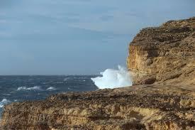 storm destroys malta u0027s famous rock window europe news u0026 top