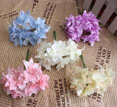 Silk Flowers Wholesale How To Make Wedding Bouquets With Silk Flowers Step 1 Wedding