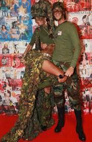 Halloween Marine Costumes Roitfeld Battaglia Halloween Soliders Journal