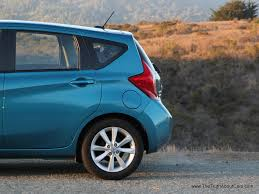 nissan versa wheel cover review 2014 nissan versa note with video the truth about cars