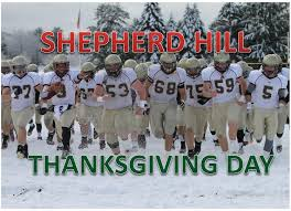 2014 shepherd hill rams thanksgiving