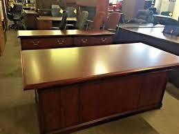 Kimball Reception Desk Kimball Furniture Ebay