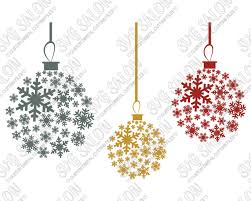 eps format vs jpeg snowflake christmas ornament cut file set in svg eps dxf jpeg png