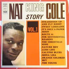 nat king cole story vol 1 by nat king cole lp with