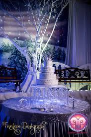 pinteresu theme party with birch tree created theme winter