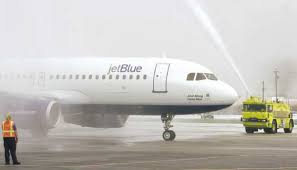 Jetblue Airports Map Jetblue To Eliminate Day Flights At Bob Hope Airport