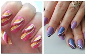 hand painted nail art all trendy new designs photos and videos