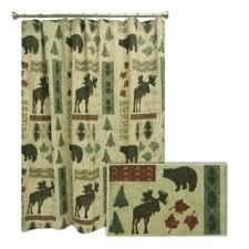 bacova guild big country shower curtain jcpenney