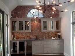 veneer kitchen backsplash brick veneer backsplash kitchen home design ideas