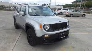 new jeep renegade 2017 new 2017 jeep renegade latitude 4x4 sport utility in honolulu