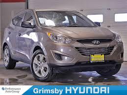 lexus cars grimsby used 2010 hyundai tucson for sale grimsby on