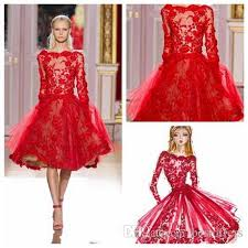 designer cocktail dresses zuhair murad 2016 lace cocktail dresses designer