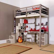 chambre ado avec lit mezzanine custom ikea loft bed search s room
