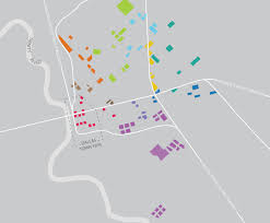 Map Of Dallas Suburbs by Settlements To Districts Tracing The Identities Of Downtown