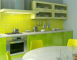 lime theme color combination for scheme modern kitchen lime tile