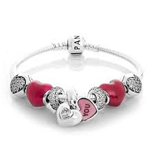 pandora jewelry sale pandora bracelet with beat of my heart
