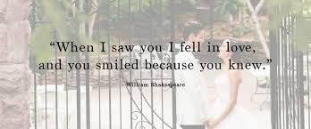 wedding quotes shakespeare 48 quotes and how to use them in your wedding